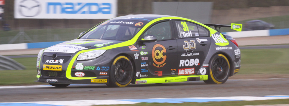 Read Jacks Race Report from Donington