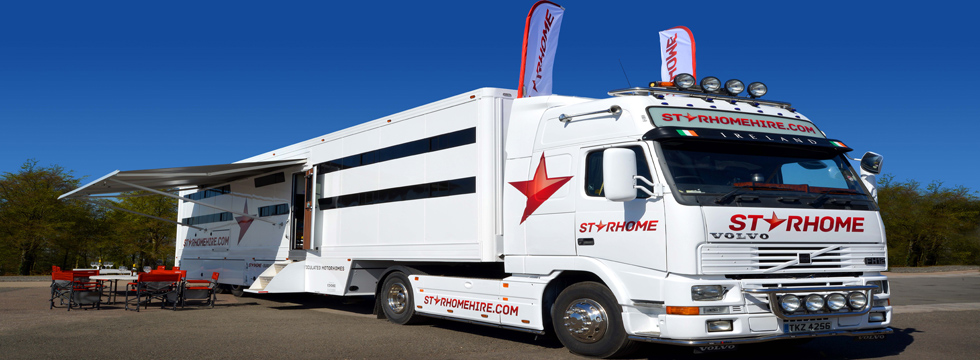 StarHome Hire Joins the BTCC Circus